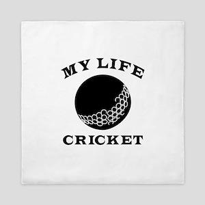 My Life Cricket Queen Duvet