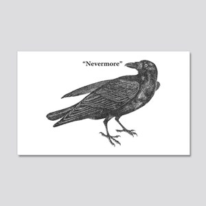 Nevermore Raven Wall Decal