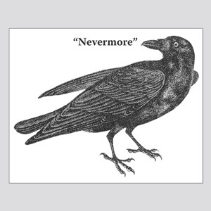 Nevermore Raven Posters
