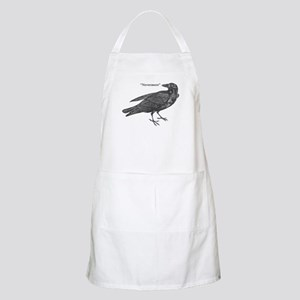 Nevermore Raven Apron