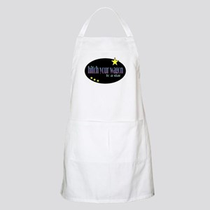 Hitch Your Wagon BBQ Apron