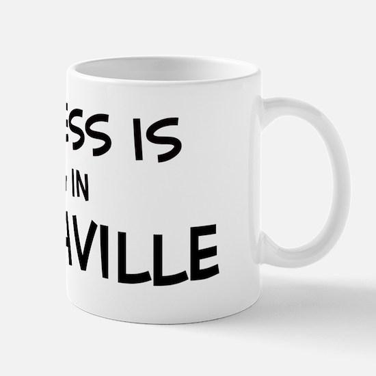 Happiness is Brazzaville Mug