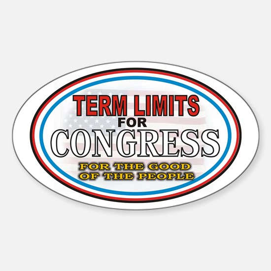 Term Limits Decal