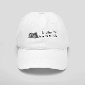 Ride a Tractor Cap