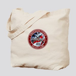 Three Percent - We The People (Flag) Tote Bag