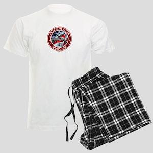 Three Percent - We The People (Flag) Pajamas