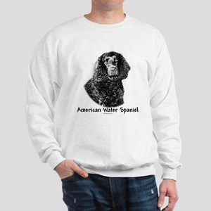 Water Spaniel Charcoal Sweatshirt