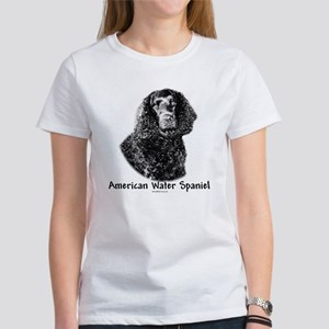 Water Spaniel Charcoal Women's T-Shirt
