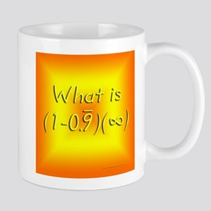 Negligible Infinity Mug
