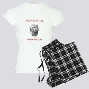 Neanderthal and Proud Pajamas