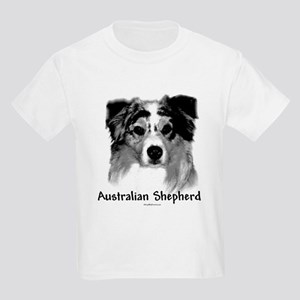 Aussie Charcoal Kids T-Shirt