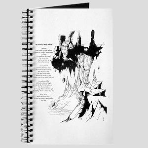 """My World of Make Believe"" Journal"