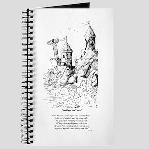 """""""Building a Sand Castle"""" Journal"""