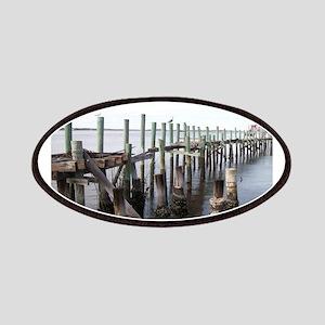 Old Fernandina Docks Patches
