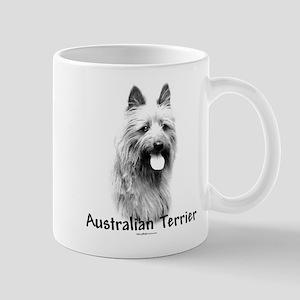 Australian Terrier Charcoal Mug