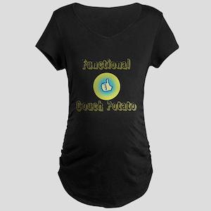 Couch Potato Maternity T-Shirt