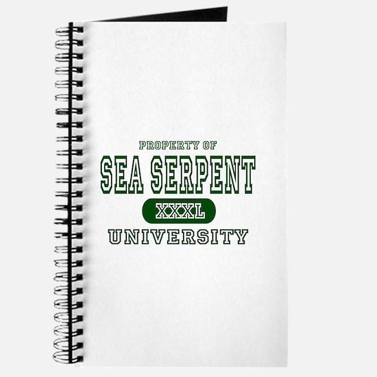Sea Serpent University Journal
