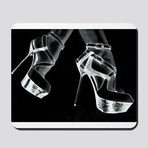High Heels Mousepad