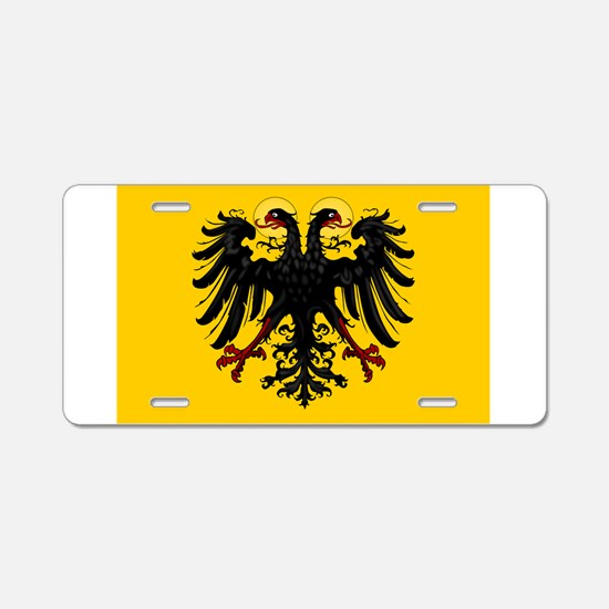 Holy Roman Empire banner - 1400-1806 Aluminum Lice