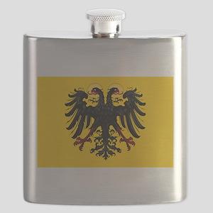 Holy Roman Empire banner - 1400-1806 Flask