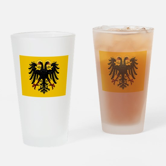 Holy Roman Empire banner - 1400-1806 Drinking Glas