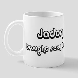 Sexy: Jadon Mug