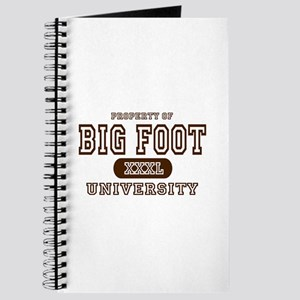 Big Foot University Journal