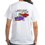 Micm Club White T-Shirt