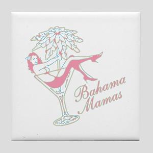 Bahama Mamas Tile Coaster