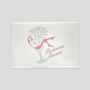 Bahama Mamas Rectangle Magnet