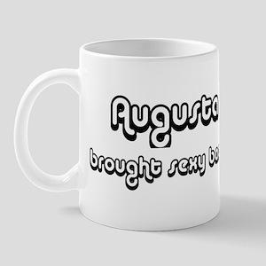 Sexy: Augusta Mug