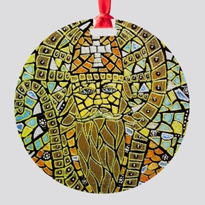 St. Augustine of Hippo Round Ornament
