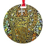 Confirmation Round Ornament