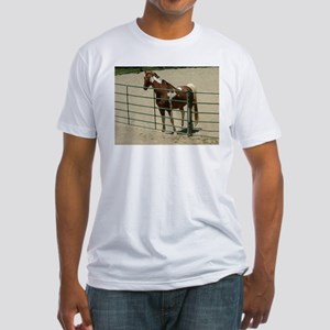 Another Spotted Saddle Horse Fitted T-Shirt