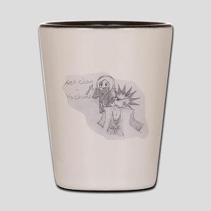 bleach Shot Glass