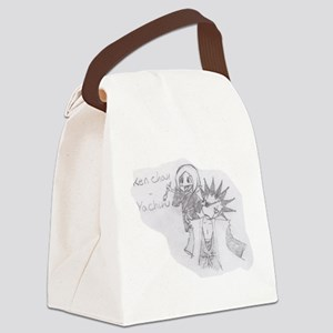 bleach Canvas Lunch Bag