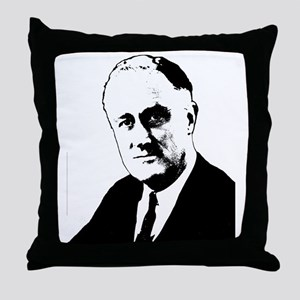 FDR Throw Pillow