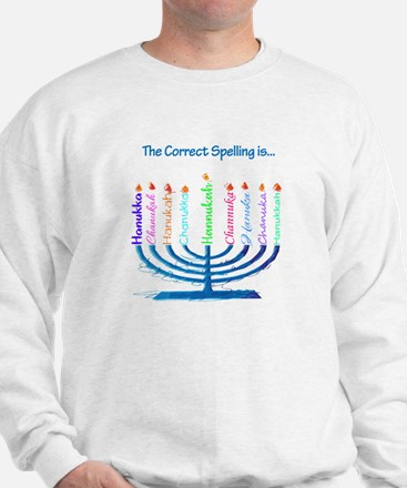 Chanukah Spelling Jumper