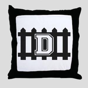 Defense Throw Pillow