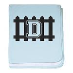 Defense baby blanket