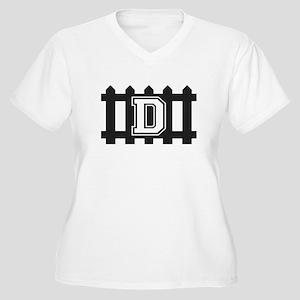 Defense Plus Size T-Shirt