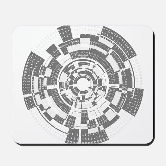 Bits and Bytes Mousepad