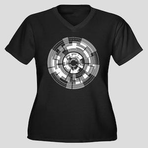 Bits and Bytes Plus Size T-Shirt