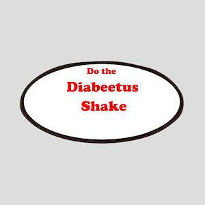 Diabeetus Shake Patches