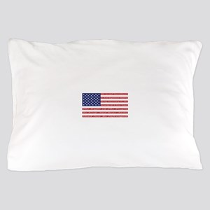 2nd Amendment Flag Pillow Case