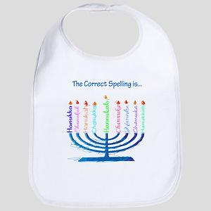 Chanukah Spelling Bib