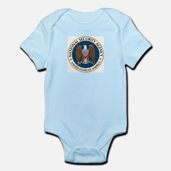 NSA - NATIONAL SECURITY AGENCY Body Suit