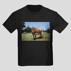 Texas longhorn cow T-Shirt