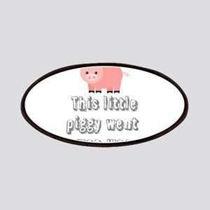 Funny Wee-wee Pig Patches