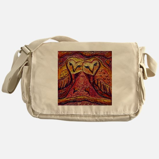 Owl Be Yours Messenger Bag